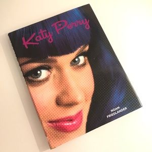 Other - Katy Perry Coffee Table Book
